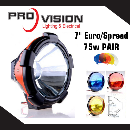 Euro Beam Driving Lights
